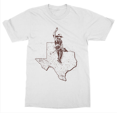 Texas 'Rodeo' T-Shirt