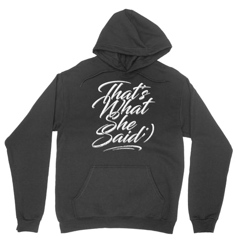 That's What Se Said 'The Office' Hoodie