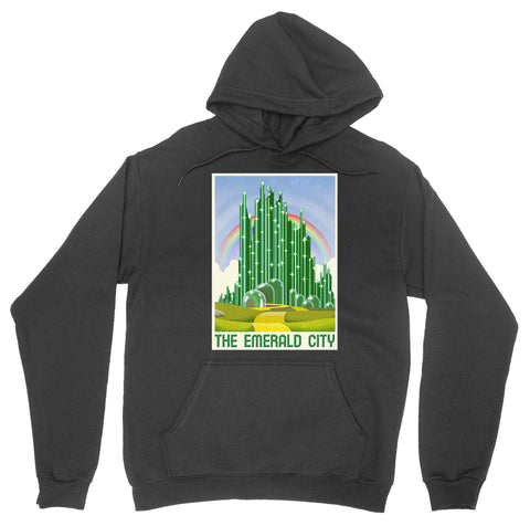 The Emerald City 'The Wizard of Oz' Hoodie
