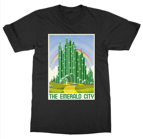 The Emerald City 'The Wizard of Oz' T-Shirt