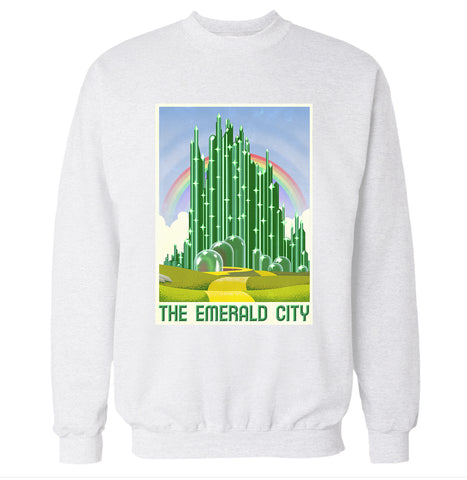 The Emerald City 'The Wizard of Oz' Sweatshirt