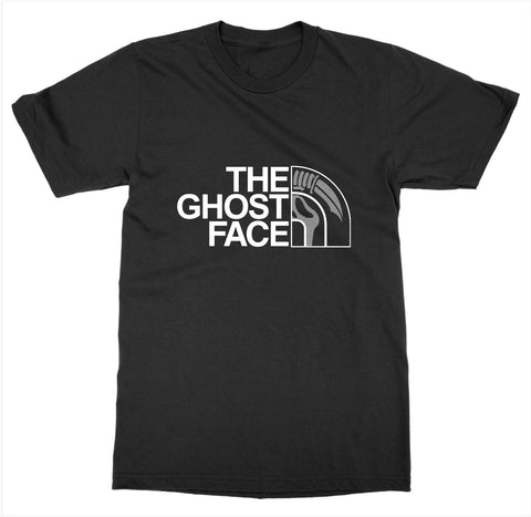 The Ghost Face 'Scream' T-Shirt