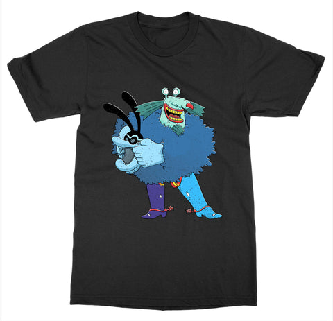 The Gromble Meanie 'Ahh Monsters' T-Shirt
