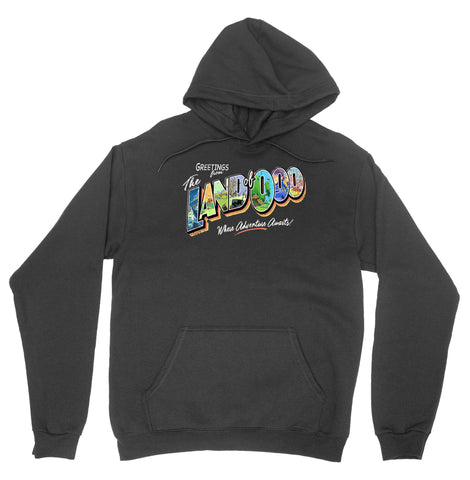 The Land of Ooo 'Adventure Time' Hoodie