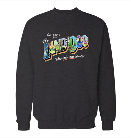 The Land of Ooo 'Adventure Time' Sweatshirt