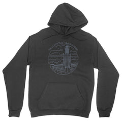 Lighthouse at Alexandria Hoodie
