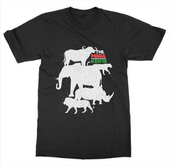 The Mara, Kenya T-Shirt