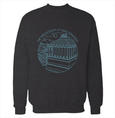 Mausoleum at Halicarnassus Sweatshirt