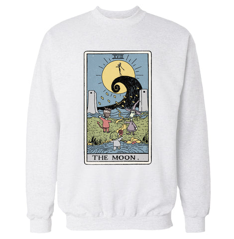 The Moon 'The Nightmare Before Christmas' Sweatshirt