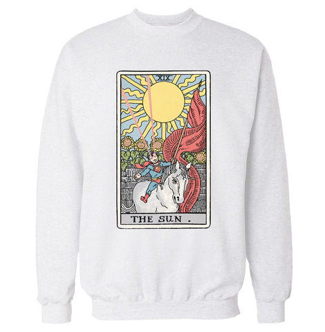 The Sun 'Superman' Sweatshirt