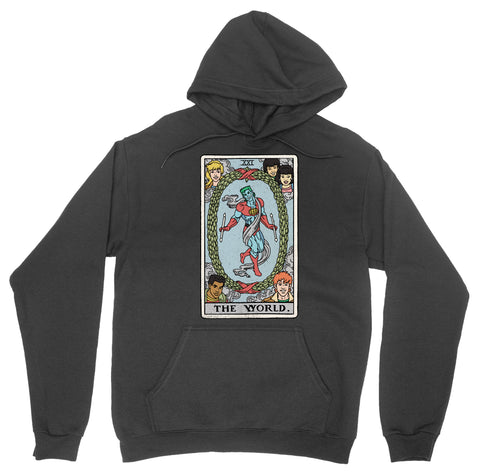 The World 'Captain Planet' Hoodie