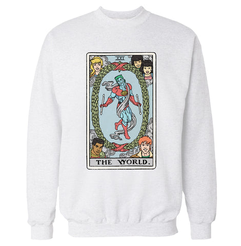 The World 'Captain Planet' Sweatshirt