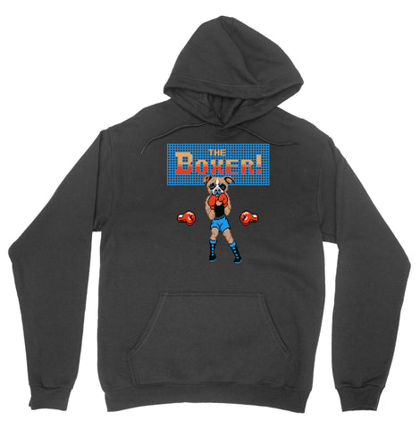 The Boxer Hoodie