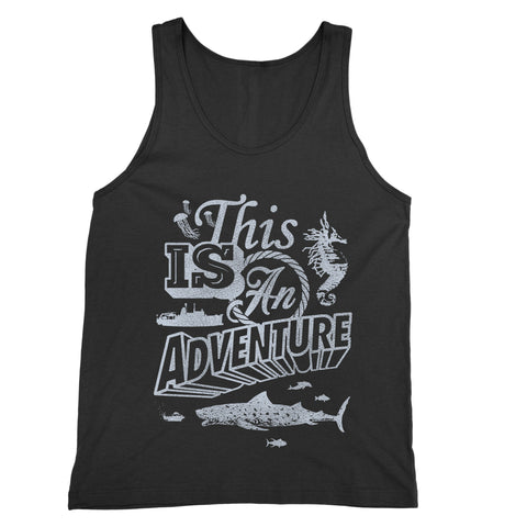 This is an Adventure 'The Life Aquatic' Tank