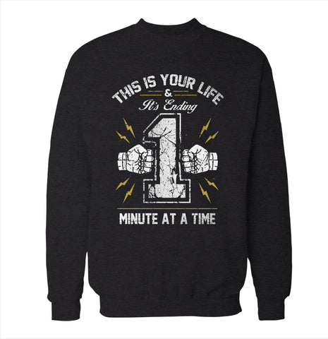 This is your Life 'Fight Club' Sweatshirt