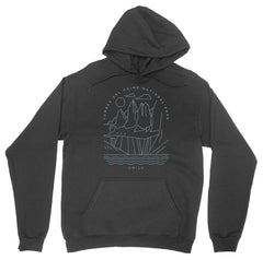 Torres del Paine, Chile Hoodie