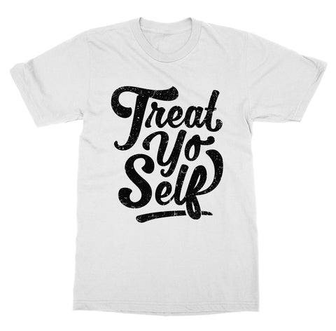 Treat Yo Self 'Parks and Recreation' T-Shirt