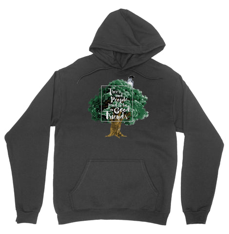 Tree 'My Neighbor Totoro' Hoodie