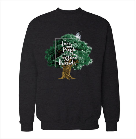 Tree 'My Neighbor Totoro' Sweatshirt