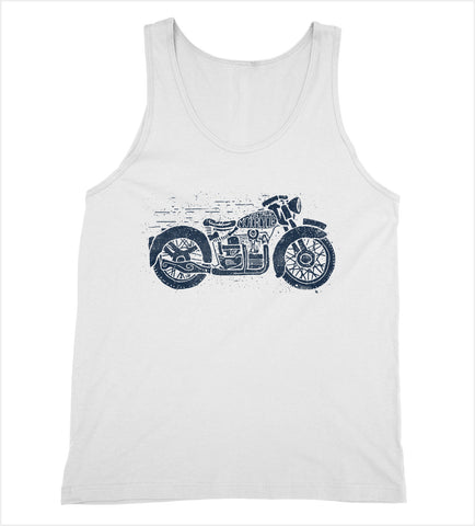 Vintage Motorcycle Club Tank