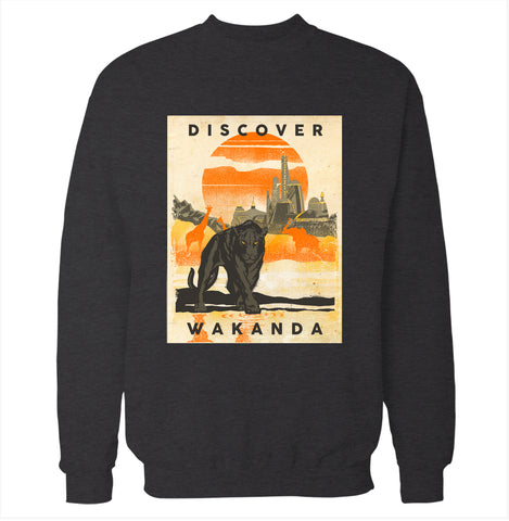 Wakanda 'Black Panther' Sweatshirt