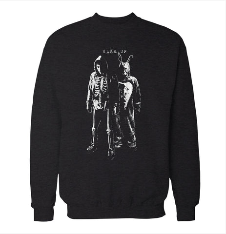 Wake Up 'Donnie Darko' Sweatshirt