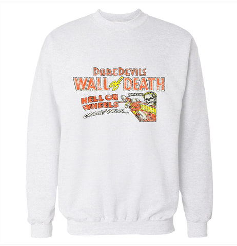 Wall of Death Sweatshirt