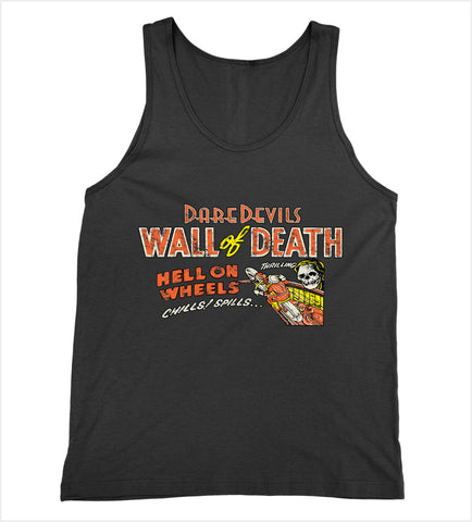 Wall of Death Tank