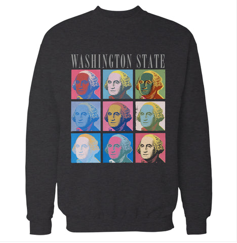 Washington 'Pop George' Sweatshirt