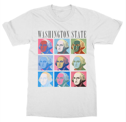 Washington 'Pop George' T-Shirt