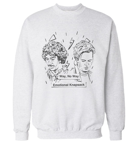 Way No Way 'Friends' Sweatshirt