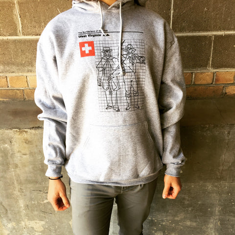 West Virginia 'Switzerland of America' Hoodie