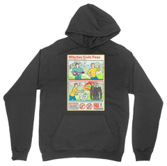 Coin Toss 'The Witcher' Hoodie