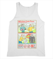 Coin Toss 'The Witcher' Tank