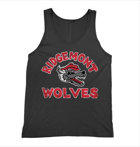 Wolves 'Fast Times at Ridgemont High' Tank