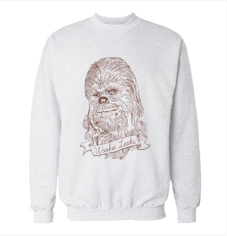 Wookie Leaks 'Star Wars' Sweatshirt