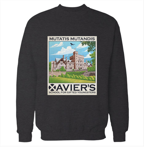 Xavier's School for Gifted Youngsters 'X-Men' Sweatshirt