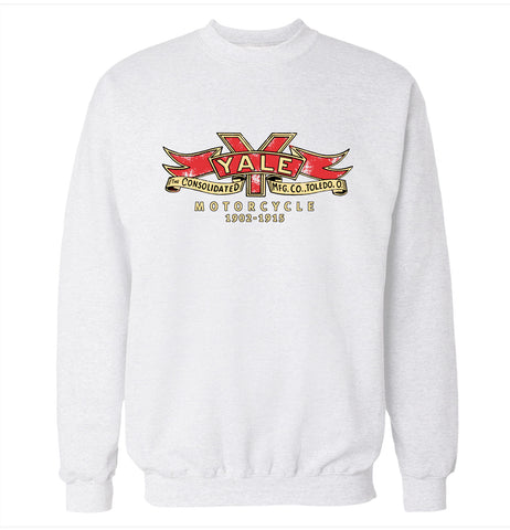 Yale Motorcycle Sweatshirt
