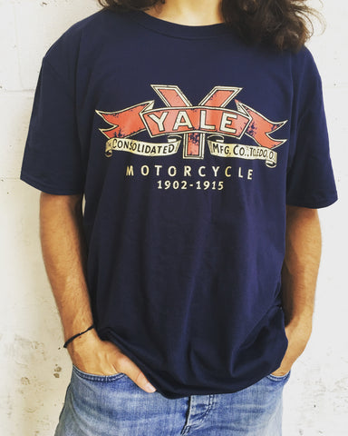 Yale Motorcycle T-Shirt