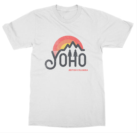 Yoho, British Columbia T-Shirt