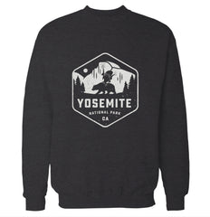 Yosemite, California Sweatshirt