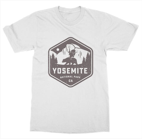 Yosemite, California T-Shirt