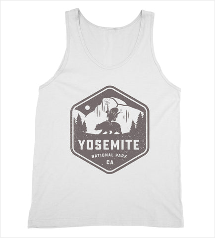 Yosemite, California Tank