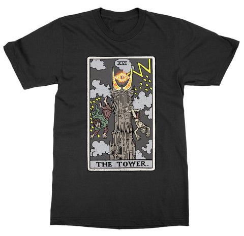 The Tower 'The Lord of the Rings' T-Shirt