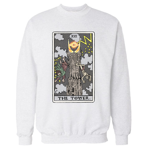 The Tower 'The Lord of the Rings' Sweatshirt