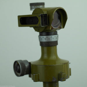 The regimental gun sight PG-1 Panoramic telescope USSR 1959 Russian Warsaw pact