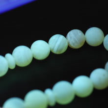 Load image into Gallery viewer, Genuine Baltic Amber beads 9mm Islam Tesbih Rosary White Cloudy yolk Tespih