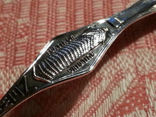 Load image into Gallery viewer, Antique 20thC sterling silver spoon New York USA Paye Baker MFG co