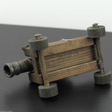 Load image into Gallery viewer, Vintage model Antique cannon statue Canon Marina Espanola Siglo XVIII gift