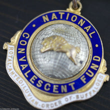 Load image into Gallery viewer, Enamel Medal *RAOB* GLE NATIONAL CONVALESCENT FUND great gift